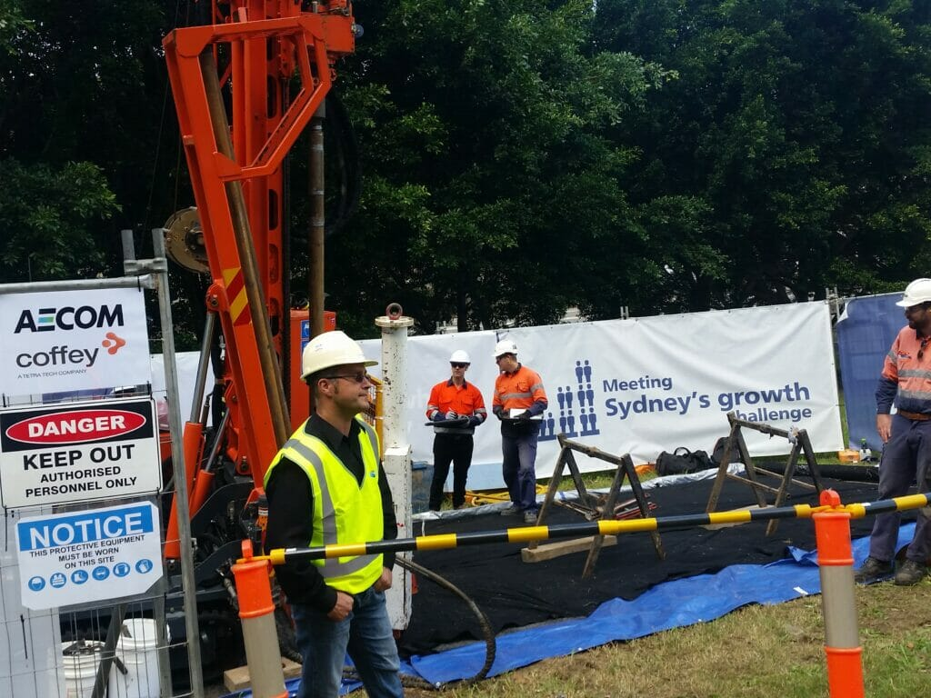 Western Harbour Drill Rig_Projects