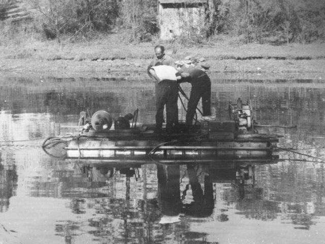 Proline-Drilling-West-Pennant-Hills-1965
